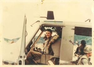 Chief Warrant Officer 2nd Class Ben Sutton was killed in a helicopter crash on Sept. 3, 1969.